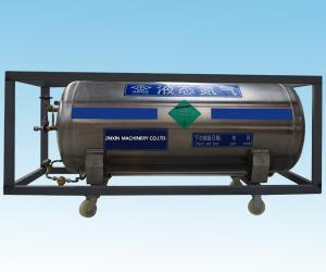 DPW Welded Insulated Liquid Cylinders