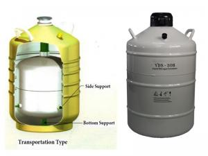 Transportation & storage YDS-B/ liquid nitrogen container