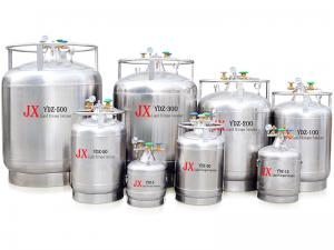 YDZ Self-pressurized Liquid Nitrogen Cylinder
