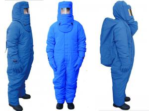 Cryogenic suits/clothes