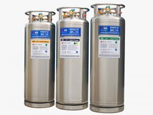 DPL Welded Insulated Liquid Cylinders